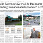 Revive el Mall Temuco 2000 después de casi 20 años cerrado para transformase en un outlet con 50 locales. https://t.co/ZWepX5MoLX