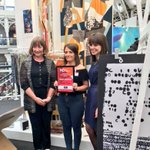 We are so proud at stand #T42 of @djcad Leonne Faulds for winning - Christy Carpets Associate award AMAZING!???? #ND16 https://t.co/XdjyaTPug3