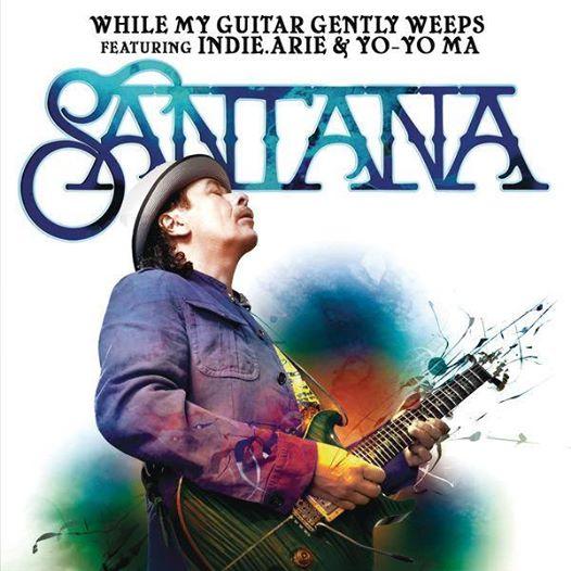 【まさに泣きのサウンド】 Santana &Indie Arie - While My Guitar Gently Weeps 豪華メンバーによる名曲カバー。歌とギター泣けます。 https://t.co/0HxNOmjxeI https://t.co/VMGp1EyAXf