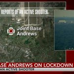 WATCH LIVE: Latest details on report of active shooter at Joint Base Andrews: https://t.co/bAbOclPIlt https://t.co/qpbViL14yu