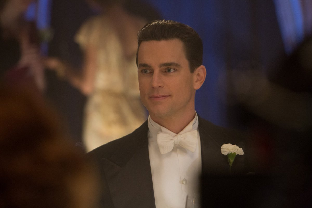 Matt Bomer Invites Fans to Watch His Amazon Pilot The Last Tycoon and Then Vote! https://t.co/dOCu42OUyS https://t.co/vYr4b9aLlU
