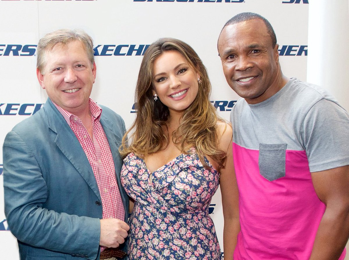 RT @MarkjMoody: A huge thank you to @SKECHERS_UK for inviting me to their new offices launch with @IAMKELLYBROOK & @SugarRayLeonard https:/…