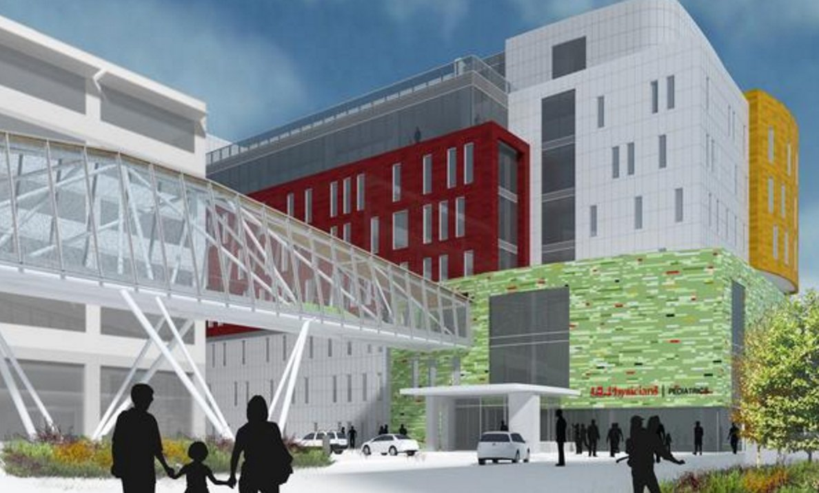 #UofL plans to build a 170,000-square foot downtown medical facility. https://t.co/yvBZhWQPEU https://t.co/e7A18DMjVE