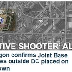 UPDATE: Base employee says active shooter drill planned today, but this is real world... https://t.co/RsR86tvaLN https://t.co/hGi8ELlu7R