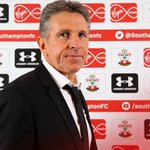 """Claude Puel: """"Its OK if you dont know me. Nobody knows who Batman is either. So what?"""" #Saintsfc https://t.co/wFKNzBUz5Z"""