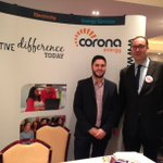 Heres our Key Account Manager Luis meeting with Watford MP Richard Harrington at the @WatfordJobsFair today https://t.co/y23fI6rBSQ