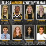 Vote for the Marauder Athlete of the Year Award. Use the hashtags in the image. Voting ends tonight! https://t.co/OotMuiEELL