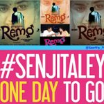 #Remo 2nd Single #Senjitaley #SnA One Day To Go @Siva_Kartikeyan @KeerthyOfficial @RDRajaofficial @Siva_fc https://t.co/IJnFvWHEdM