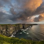 #ICantImagine a more beautiful view than the Cliffs of Moher, County Clare 😍 https://t.co/39Heq4x6dF