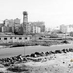Mirad en esta foto que nos manda Samuel Cruz cómo era la zona del depósito del #Ventorrillo en 1977. #Coruña https://t.co/fGuCnXW3xr