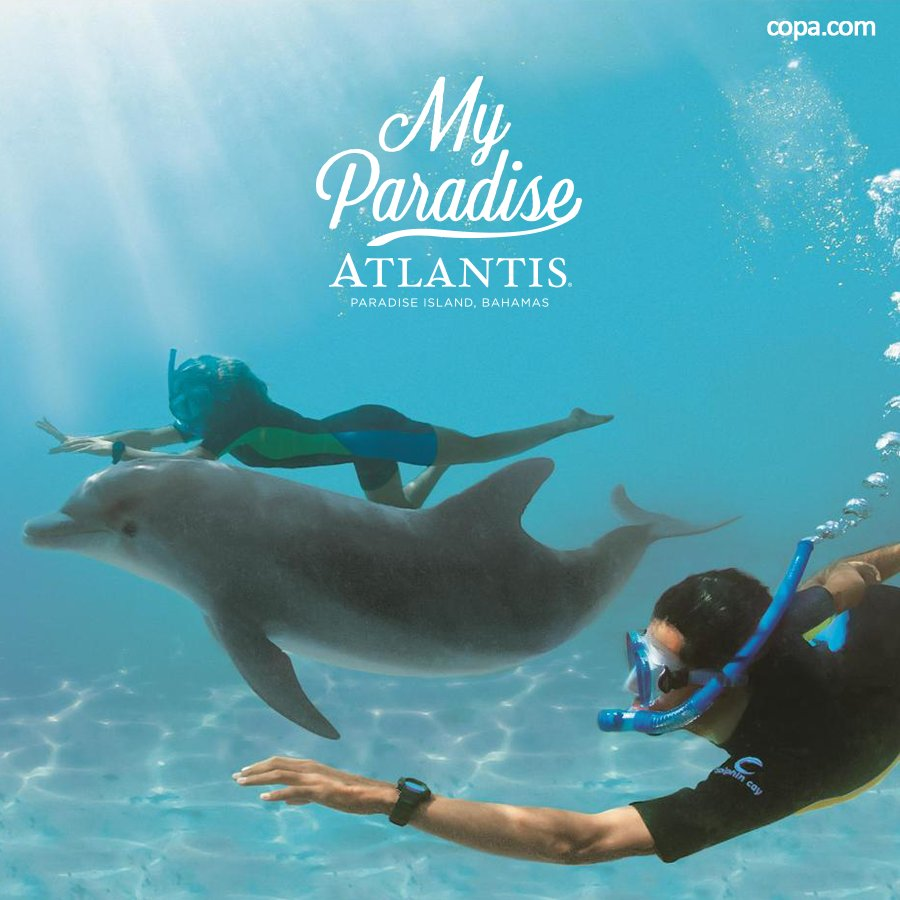 Only a couple days left! Be one of the winners of My Paradise Atlantis. Register here NOW