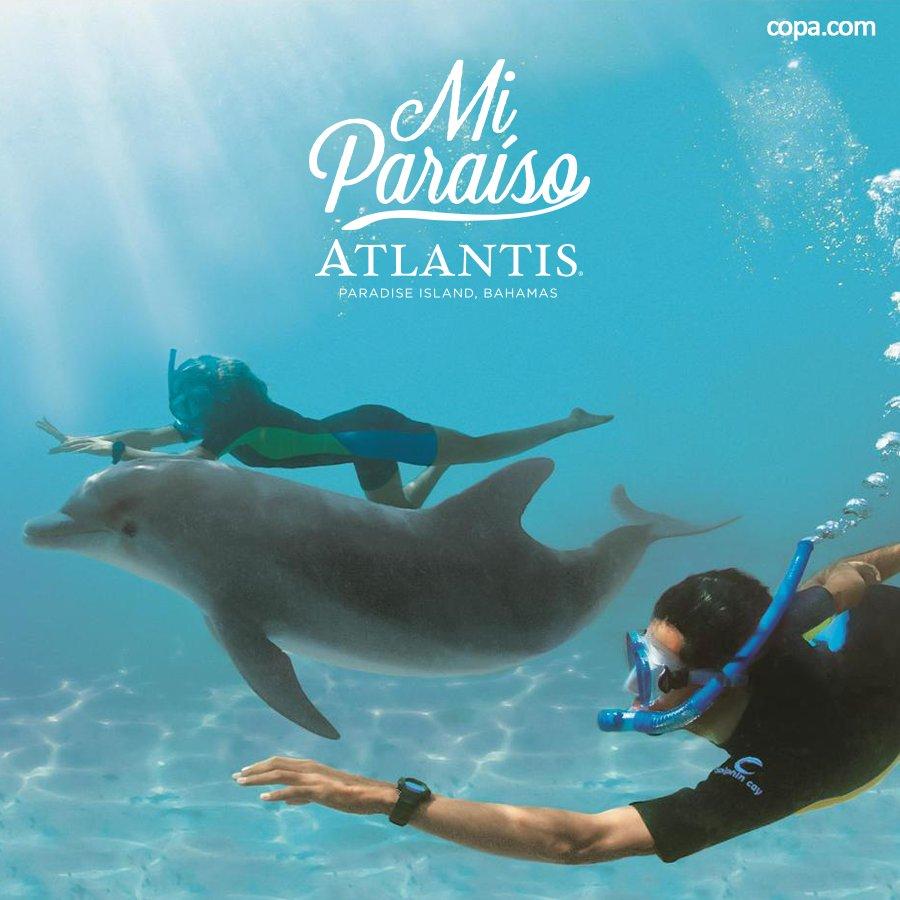 ¡Faltan pocos días! Se uno de los ganadores de Mi Paraíso Atlantis. Regístrate aquí YA --->