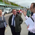 £4m bid goes to govt for Madeira Terraces project as minister tours seafront https://t.co/Em62B5X8M1 https://t.co/RUNWbgpFXF