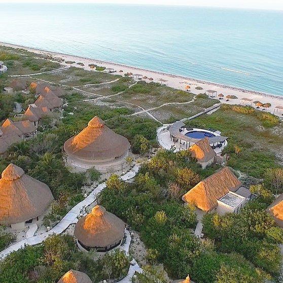 Les deseamos un buen día a todos; desde Celestún, Yucatán. @ronmader @Merida_Tour @CasaLecanda @OCCYucatan https://t.co/BYXv7GCnhl