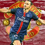 THIS JUST IN: Zlatan Ibrahimovic officially announces that he is joining Manchester United. https://t.co/Q8HyrBXXQm