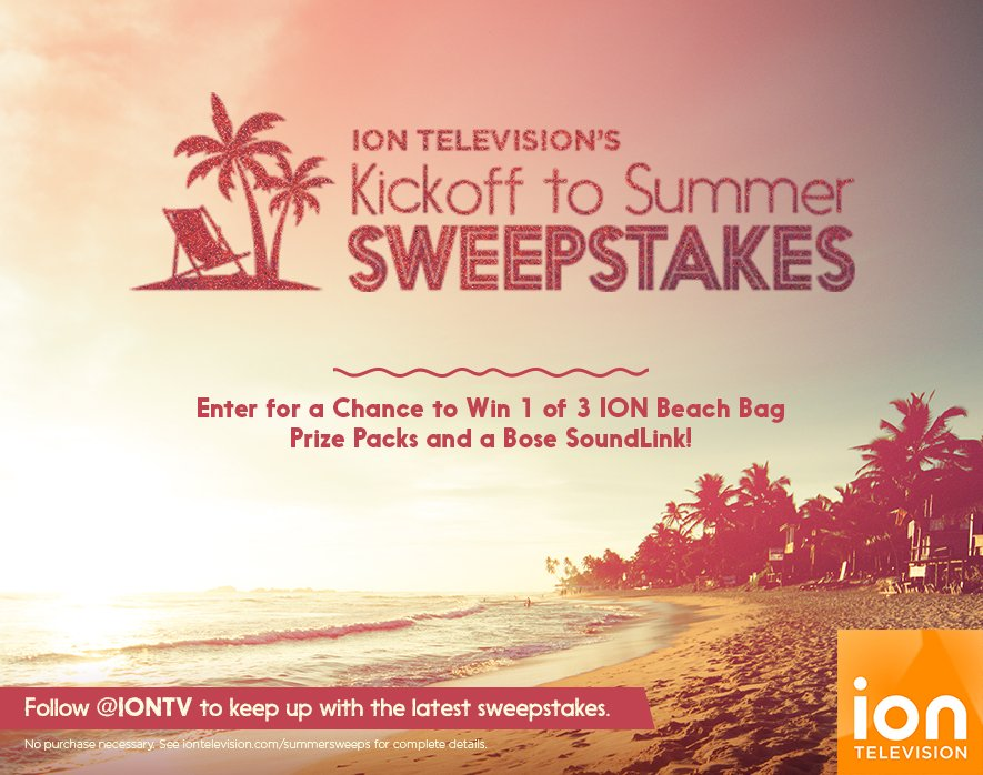 Enter @IONTV's #KickofftoSummer Sweeps for your chance to win some beach essentials! #Entry https://t.co/TScSOyNW4i https://t.co/XP4P6Eabc1