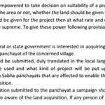 1 and 2: @ArvindKejriwal on Land Acquisition, 2016. 3 and 4: @ArvindKejriwal on Land Acquisition, 2012. https://t.co/ZnuqMreFkx