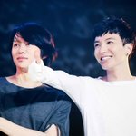 """We are their hyungs but i only have you as my hyung. - Heechul to Jungsoo #HappyLeeteukDay https://t.co/zr7H8pNNIX"""""""
