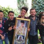 ¡Disco de oro para @mariobautista_ por altas ventas de su álbum #AquíEstoy! https://t.co/POlR87BERa