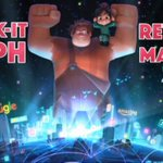 First look at official art from Wreck-It Ralph 2! https://t.co/6StCuAGrRR