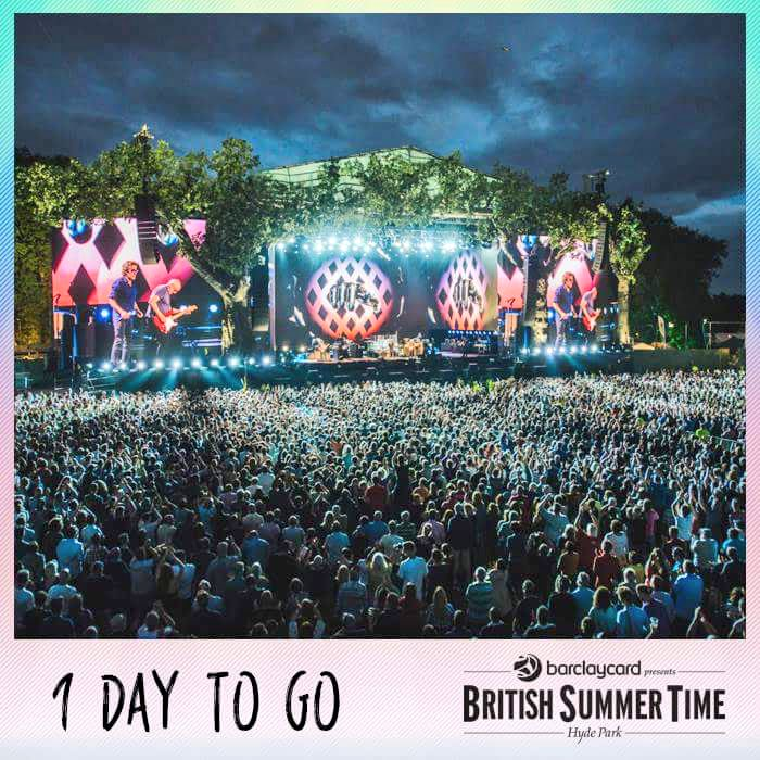 Only one more sleep until @BSTHydePark We're busy plugging in an epic line up of street food traders so come hungry! https://t.co/iR5EYy1vyB