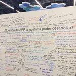 Mil ideas para emprender en una App, directo desde el evento tecnológico mas importante: Campus Party #CPMX7 https://t.co/wVaviUQSp2