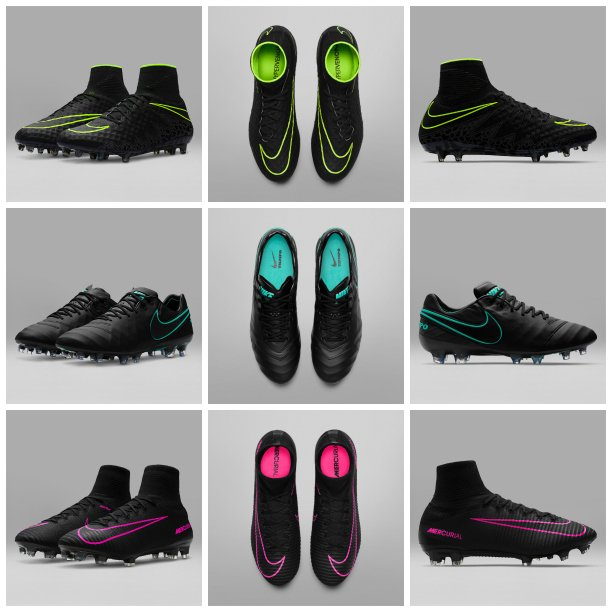 COMING SOON;Scoring from the shadows has never been so simple with the Nike Pitch Dark pack.Get them online July 6th https://t.co/jGdjL6mgi0