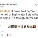 Media desperately tried to create rift between @narendramodi & @Swamy39 .. But utterly failed! #SwamyVsPresstitutes https://t.co/BLFnZAFGa9