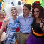PM Trudeau will march in Vancouver Pride parade, his 3rd consecutive year here. https://t.co/EuIXSTXr5K #VanPride16 https://t.co/dEjOUF9NN4