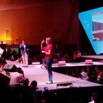 El gobernador @AristotelesSD durante inauguración de @Campuspartymx @1070noticias en ExpoGdl https://t.co/UjUWUuY0uK