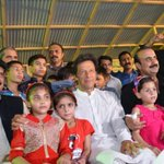 Hosted Iftar for kids of sweet home. They were delighted to ve Imran Khan among them. Zamurad & others attended #PTI https://t.co/AF6yOVtSuV