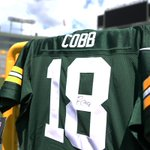 Happy #SocialMediaDay! RT to win this autographed @rcobb18 jersey. Random winner selected today at 5 p.m. CT. https://t.co/CaVXV5RasV