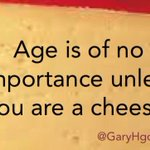 Age is of no importance unless you are a cheese ... Its never too late #NeverGiveUp https://t.co/y46EMM7gNt