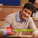 Best Actor @siima 2016 - Superstar @urstrulyMahesh ???? @MythriOfficial #Srimanthudu #SIIMA2016 #Singapore https://t.co/kC0IUU9DwR