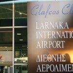 Αεροδρόμιο Λάρνακας  «Γλαύκος Κληρίδης». Ελάχιστη ανταπόδοση στα όσα προσέφερε στον τόπο μας. https://t.co/qIwaUwETiF