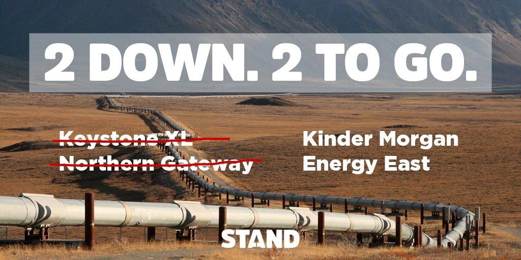 BREAKING: The #Enbridge #NorthernGateway pipeline is dead. https://t.co/jSVksE5mRx