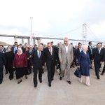 Başbakan Yıldırım, #OsmanGaziKöprüsünün açılış töreninde konuştu. https://t.co/iXztBzFwmZ