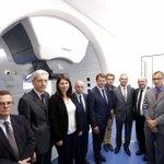 Inauguration de l'Institut Méditerranéen de #ProtonThérapie pour une prise en charge globale des patients #Santé https://t.co/tmrWDIgzcr