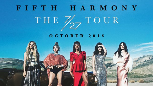 Tickets for @FifthHarmony's #727tour go on sale at 9am. Here's what you need to know
