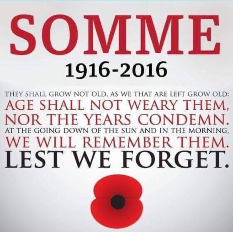 #Somme100 thoughts & love https://t.co/L9hestB2vt