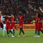 Portugal qualifies for #Euro2016 semifinals after penalty shootout win over Poland https://t.co/AkWtNKzZ8s #POLPOR https://t.co/PaazBzeqmc