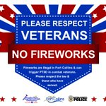 Veterans paid for our freedom. Lets respect our nations heroes this #4thOfJuly weekend. #FortCollins https://t.co/YRcdbdEOWZ