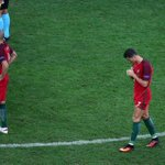 Portugal | Cristiano Ronaldo prays during the penalty shootout https://t.co/TCER4pslY2