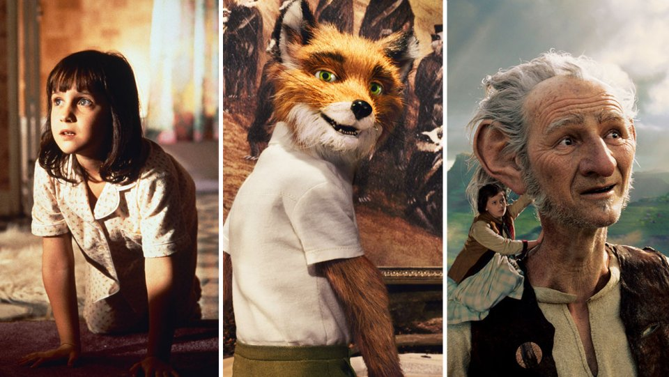 From James Bond to TheBFG: Roald Dahl at the movies