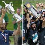 Coastal Carolina has had quite the month: • Alumnus Dustin Johnson wins U.S. Open • CCU baseball wins #CWS https://t.co/AaldIwQB5n