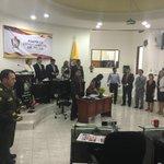 Inicia acto de posesión de la nueva Mesa Directiva de la @Asamblea_Tolima https://t.co/kEeNkYO0iT