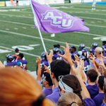 Reasons for #ACU20 to be excited about college 1. Wildcat Football 2. Wildcat Football 3. Wildcat Football  😼🏈 https://t.co/IGKHzB7NcI