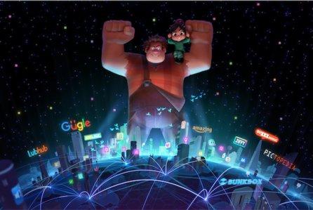 ディズニー『シュガー・ラッシュ』続編が2018年3月9日全米公開!今回の続編では、主人公レック・イット・ラルフがインターネットの世界に進出する模様 https://t.co/g6JXRIcRTv #HIHOnews https://t.co/9DHFqaZKdY
