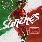 Not only #PORs youngest player at a major tournament, but now their youngest starter too! Bravo, Renato ???? #POLPOR https://t.co/3iu6ojqgIB
