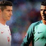 Lewandowski vs Ronaldo Poland vs Portugal Who will lead their team into the semi-finals? #EURO2016 https://t.co/oPoj8kOB0w